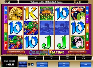 Oriental Fortune Slot Machine Online ᐈ Microgaming™ Casino Slots