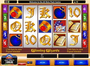 Winning Wizards Slot